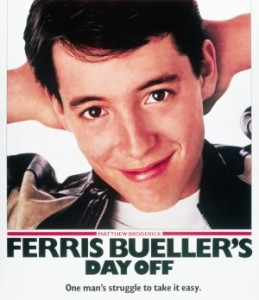 Ferris Bueller's Take on Data Growth 1