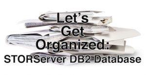 DB2 Database Reorganization