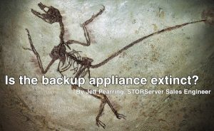 Backup Appliance Fossil