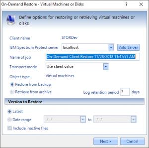 VMB Screenshot Restore 1
