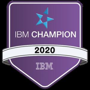 Jeff Pearring IBM Champion 2020
